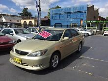 2003 Toyota Camry Sportivo 4cyl Auto 3YR WARRANTY! 5MTH REGO!!!! Ashfield Ashfield Area Preview