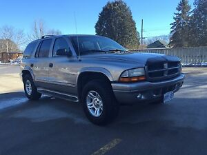 2001 Dodge Durango SLT 4x4 - Certified and E-tested