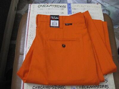 Walls Fr Flame Resistant Fro55390og Work Pant Unhemmed Banwear Itex Choose Size