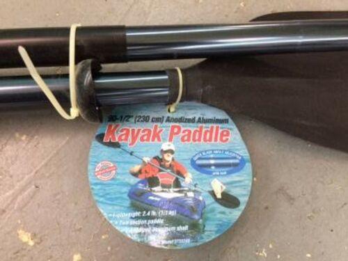 """WEST MRINE 230cm   90-1/2"""" Aluminum Kayak Paddle"""