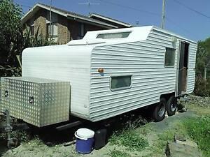 1984 Statesman Family bunk caravan Dalmeny Eurobodalla Area Preview