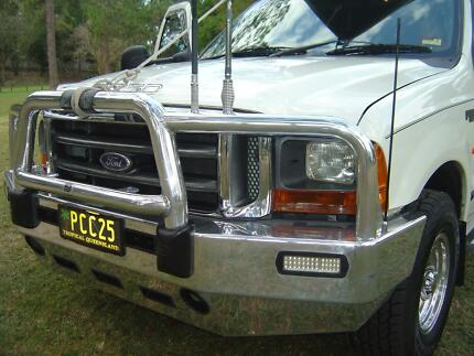2002 Ford F250 with alum. canopy,only Petrie Pine Rivers Area Preview