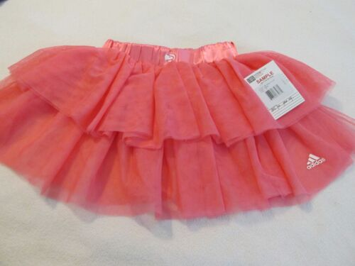 Pink Sample HAWKS Soft Tulle Tutu from Adidas  Girls sz 3T NWT