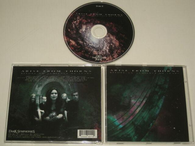 ARISE FROM THORNS/BEFORE AN AUDIENCE OF STARS(DARK SYMPHONIES/DARK 11)CD ALBUM