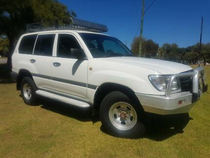03 Toyota Landcruiser 4.2 Diesel Immaculate Low Ks Wagon !!! Rockingham Rockingham Area Preview
