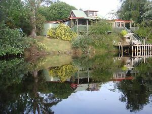LUNERIVERHOUSE holiday rental from $165 couple per night Huon Valley Preview