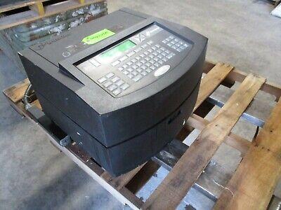 Domino Code Box Inkjet Printer Sn G-3803 120v 21071 Hours 909225b Used