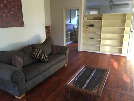 Large bedroom with own separate living space and bathroom Hunters Hill Hunters Hill Area Preview