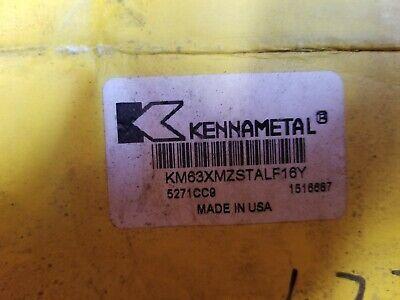 Kennametal Km63xmsstalf16y Tool Holder