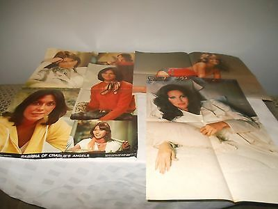 21 Charlie's Angels Poster Wella Farrah Fawcett Jaclyn Smith Kate Jackson Ladd