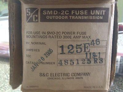 Sc- Smd-2c Fuse Unit - 46kv 125amp