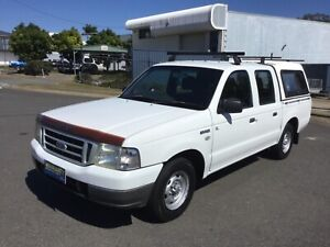 2005 Ford Courier GL Turbo Diesel Underwood Logan Area Preview