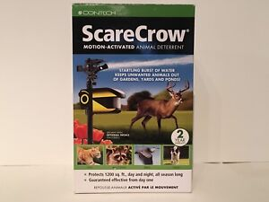 ScareCrow motion activated animal deterent by Contech