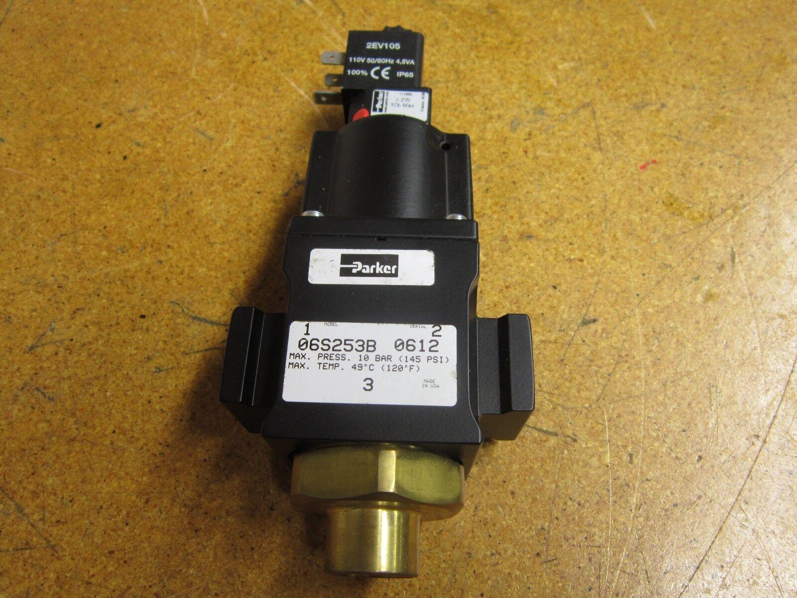 SMC Válvula Solenoide VZ3240-6MNZ bobinas de 0.1-0.7mPa 12VDC Nuevo