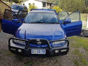 RARE FIND - 2006 VZ Holden Crewman 6 Speed Manual V6 South Spreyton Kentish Area Preview