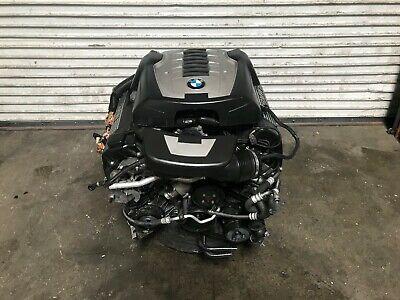 BMW OEM 550 650 750 FRONT COMPLETE ENGINE MOTOR V8 4.8L LOW MILES 58K 2006-2010
