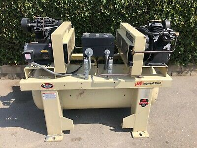 Ingersoll Rand Duplex 5hp Air Compressor