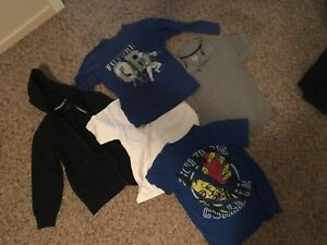 Boys assorted lot clothes (size 7/8) 5 items