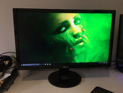 """ASUS VG278HE (144Hz) 27"""" 2ms HDMI Full HD Gaming LED Monitor"""