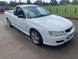 2005 HOLDEN COMMODORE UTE Bentley Canning Area Preview