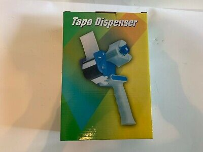 3 Heavy Duty Tape Gun Dispenser Packing Machine Shipping Grip Sealing Cutter