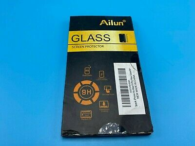 Ailun Glass Screen Protector 3pk IPhone XS Max/ 11 Pro