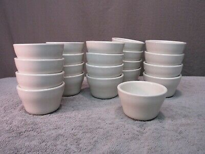 Bouillon Bowls - Cac China - Restaurantdinercafe Ice Creamsoup Cups Lot