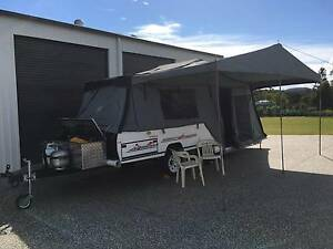 CUB Camper Spacematic - PRICE DROP!!! Rochedale Brisbane South East Preview