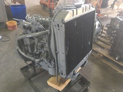 Kubota V1200 Diesel Engine Complete