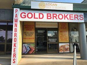 Logan Gold Buyers Gold Brokers Jewellery Watches Diamonds Cash Regents Park Logan Area Preview