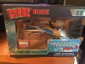 DORBZ RIDEZ Guardians of The Galaxy Exclusive
