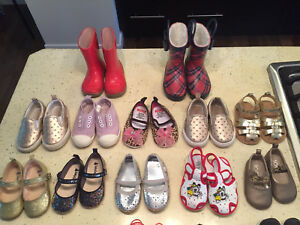Girls shoes sizes 2-5 great condition $5-10 each
