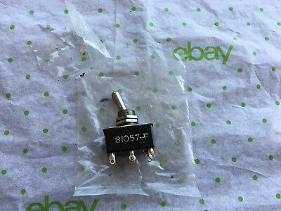 81057-f Dpdt Momentary Toggle Switch Solder Eye Connect
