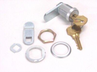 New Ccl Disc Tumbler Cabinet Cam Lock Kd 1316 Cylinder Chrome B15752