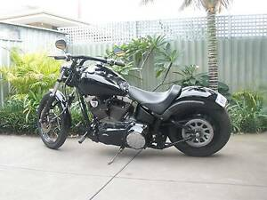 2007 Customised Harley Softail Sold pending pick up Rockingham Rockingham Area Preview