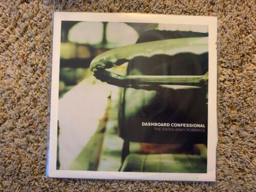 [ORIG 1ST!] Dashboard Confessional Swiss Army Romance 2003 Vinyl Record Emo LP