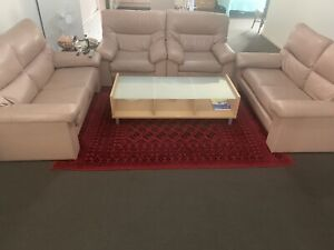 6 sitter sofa just $200 - good condition.