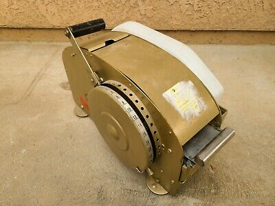 Better Pack 333 Industrial Gummed Water Activated Shipping Tape Dispenser