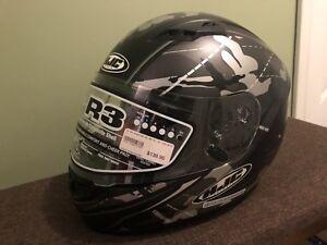 New street bike helmet