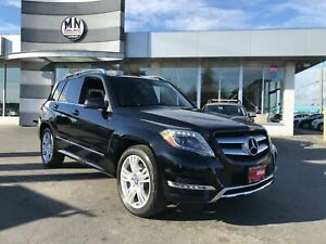 2015 Mercedes Benz GLK-Class 250 BlueTec DIESEL AWD DUAL SUNROOF