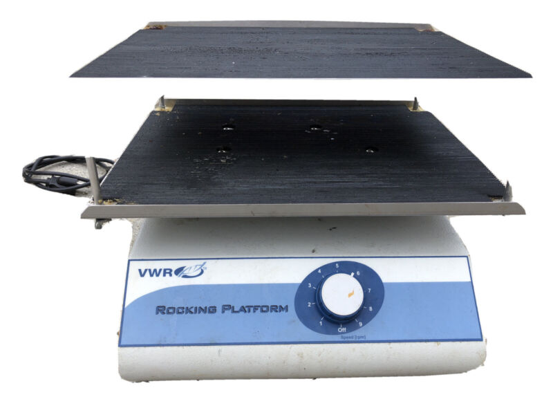 OEM VWR Double Tiered Rocking Platform Model 200