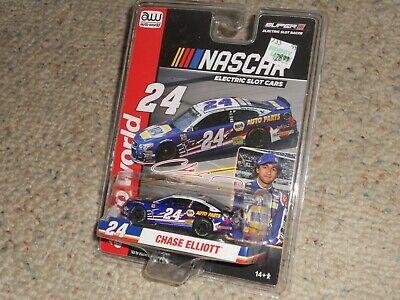 Auto World CHASE ELLIOTT #24 NASCAR Slot Car-NEW/PACK!!!