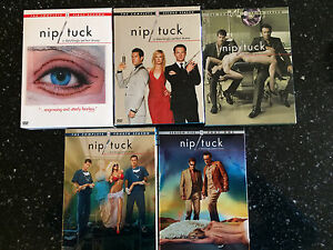 Nip/Tuck DVDs season 1-5