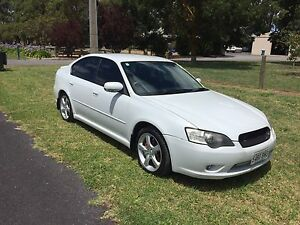 2004 Subaru Liberty Luxury Limited Mount Gambier Grant Area Preview