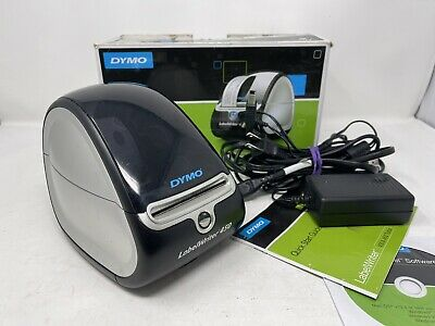 Dymo Labelwriter 450 Turbo Label Thermal Printer 1750283 W Box