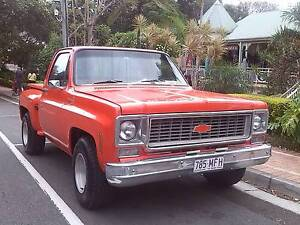 1977 Chevrolet C10 Stepside Shortbed Ute Mapleton Maroochydore Area Preview