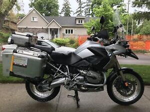 2008 BMW 1200GS ........ not your average GS