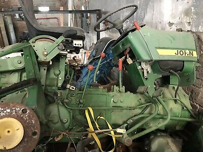 John Deere 850 Tractor Parts Selling Parts Or All That Is Left