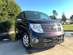 2008 Nissan Elgrand ME51 HighWay Star 8 Seater Full Leather Wagon Thomastown Whittlesea Area Preview