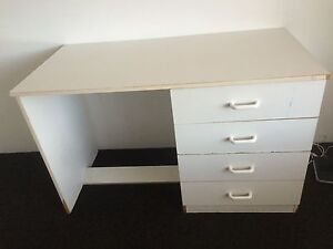 Desk with 4 drawer Guildford Swan Area Preview